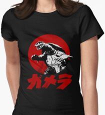 Gamera Women's Fitted T-Shirt