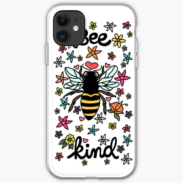 Bee Kind iPhone Soft Case