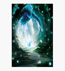 The Forest Spirit Photographic Print
