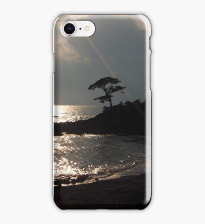 Sunshine on Tateishi Beach iPhone Case/Skin