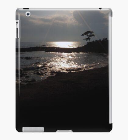 Sunshine on Tateishi Beach iPad Case/Skin