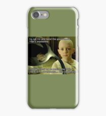 truth 'There is no government only corporations iPhone Case/Skin