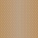 Art Deco, Simple Shapes Pattern 1 [LIGHT GOLD]  by Daniel Bevis