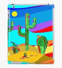 Eine Südwestwüsten-Landschaft, modern iPad-Hülle & Skin