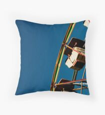 Hi Mom! Throw Pillow