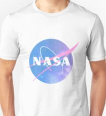 NASA Vaporwave T-Shirt