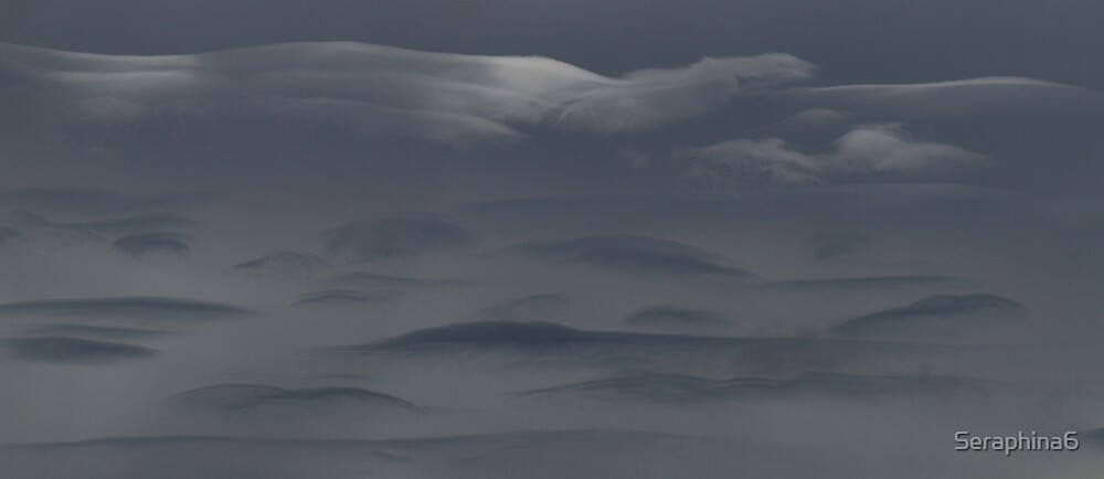 Wave Clouds by Seraphina6