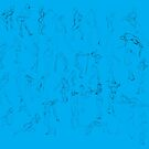 It's the Gesture (Drawing) that Counts by Jay Brushett