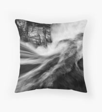 Randolph's Leap - Pinch Point Throw Pillow