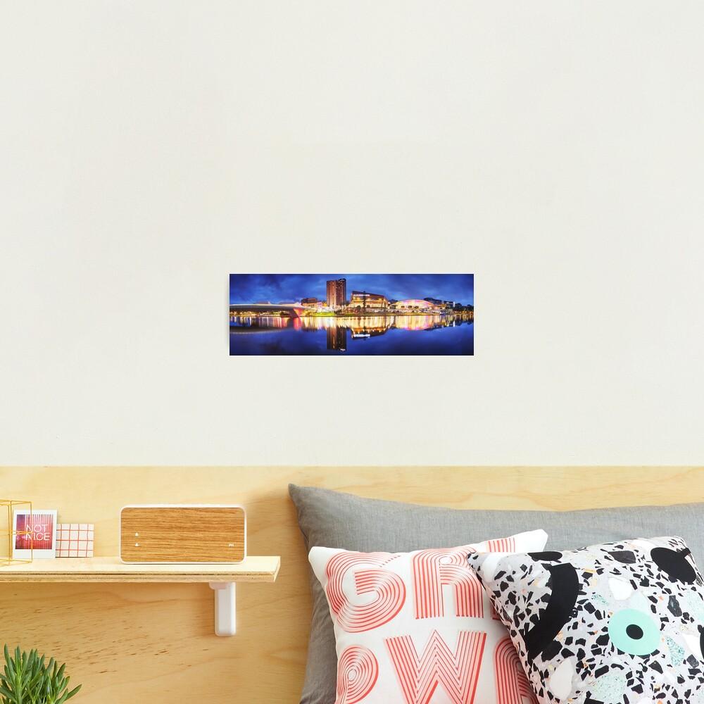 Adelaide Riverbank, South Australia Photographic Print