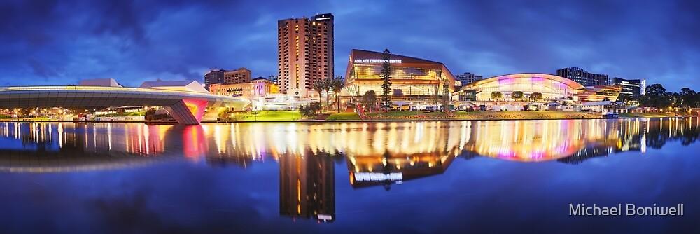 Adelaide Riverbank, South Australia by Michael Boniwell
