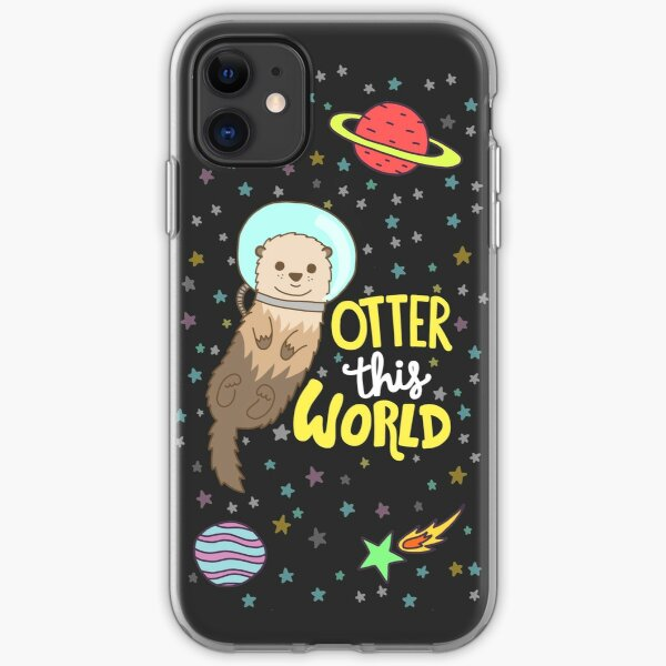 Otter This World iPhone Soft Case
