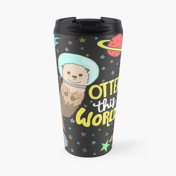 Otter This World Travel Mug