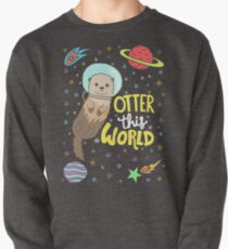 Otter This World Pullover