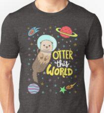 Otter This World Unisex T-Shirt