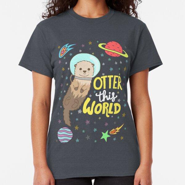 Otter This World Classic T-Shirt