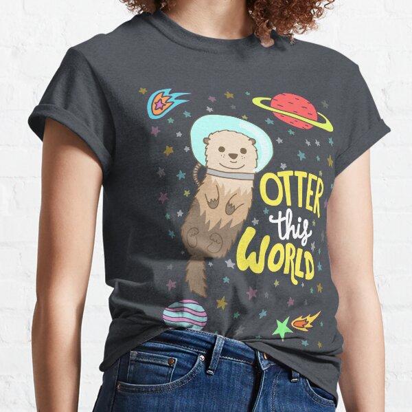Otter This World T-shirt classique