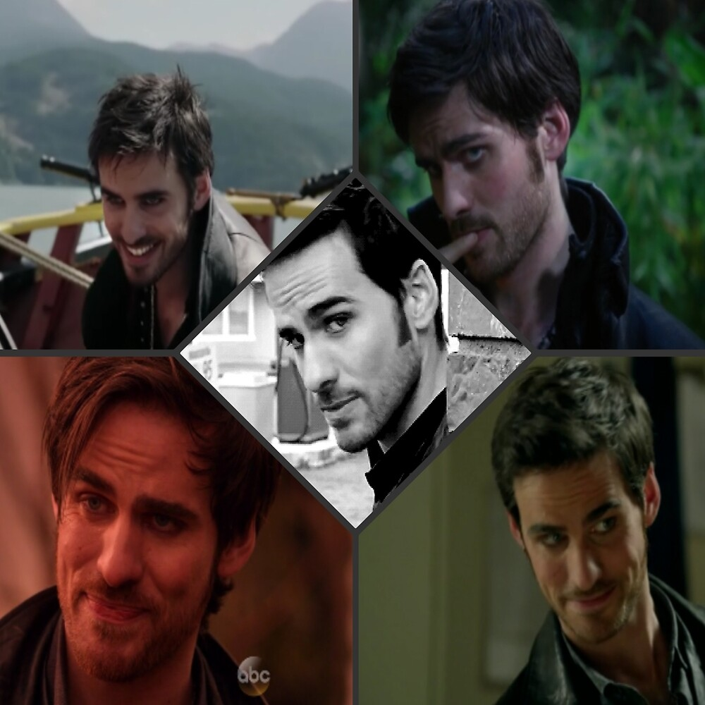 Captain Killian {Hook} Jones Love 7 by killian8921