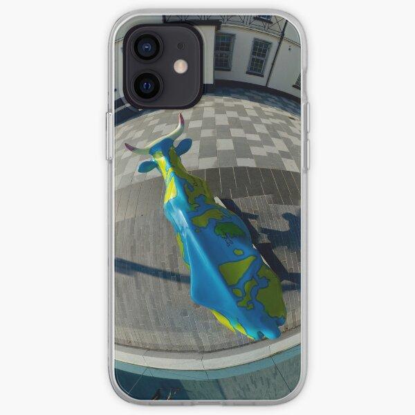 Cow Parade - diaspora iPhone Soft Case