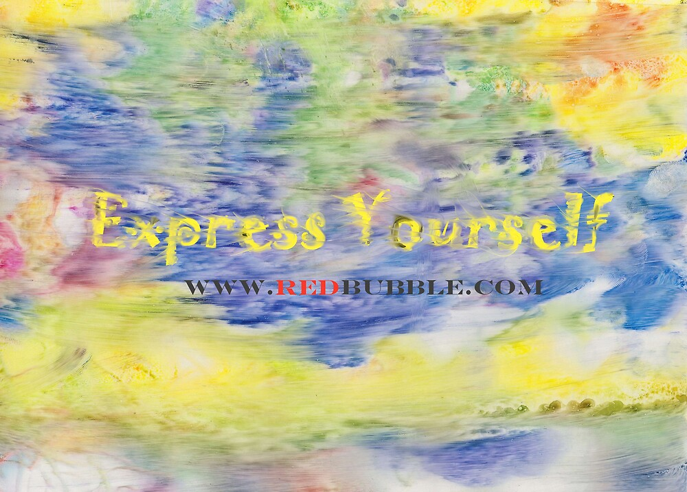 Express Yourself by Alan Findlater