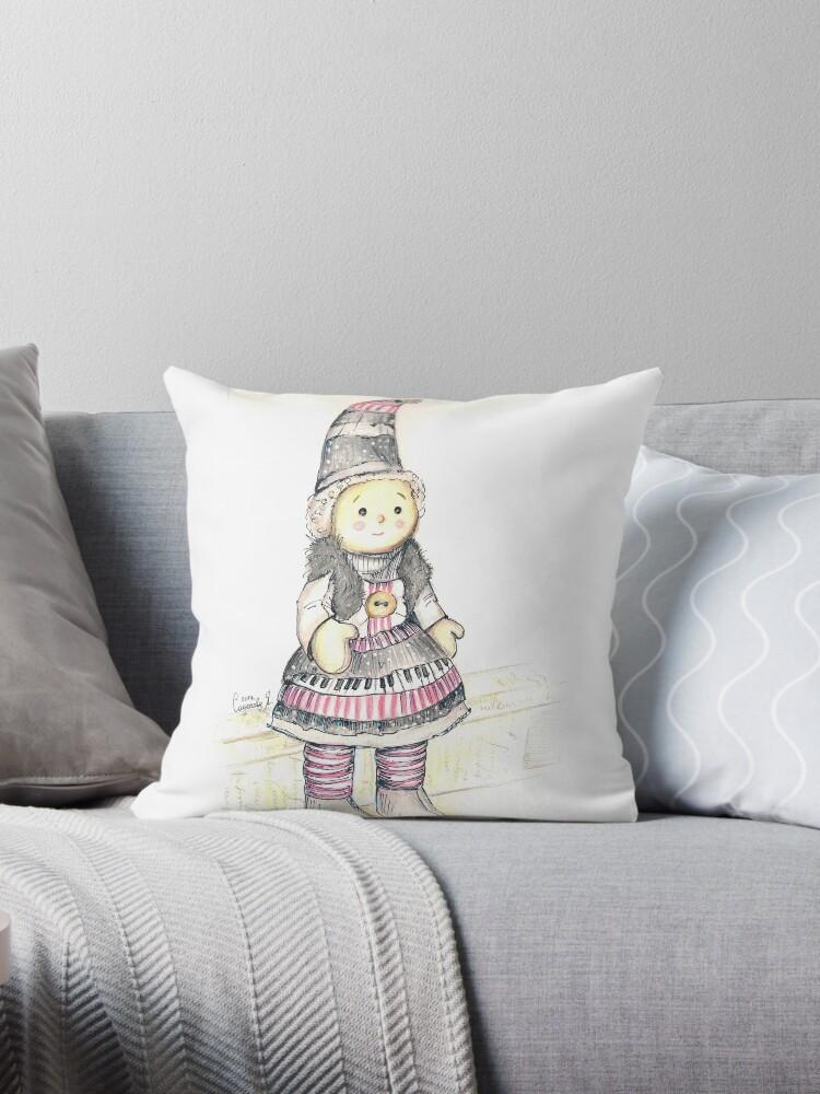 Doll by Yana Art