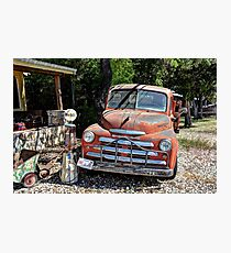 Dodge Truck Photographic Print