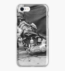 B&W Fatboy iPhone Case/Skin