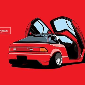 Toyota Sera by RexDesigns