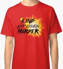 King explosion murder - BNHA Classic T-Shirt
