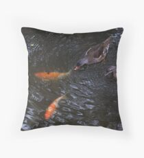 2 + 2 (in harmony) Throw Pillow