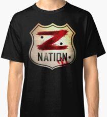 Z nation Classic T-Shirt