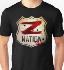 Z nation Unisex T-Shirt