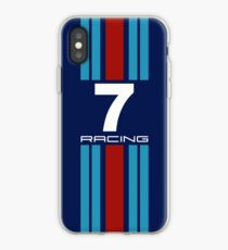 Racing Colours No7 iPhone Case