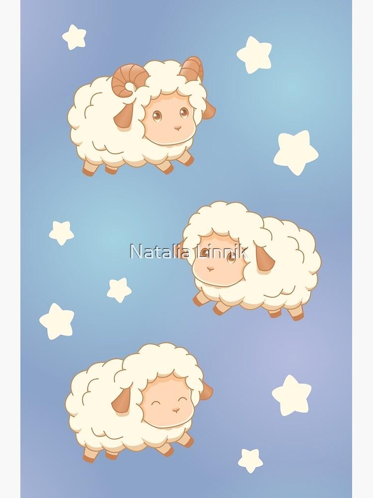 Cute Little Sheep by chibibikun