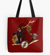The Flash Season 1-3 Tote Bag