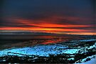 Snow Set by Roddy Atkinson