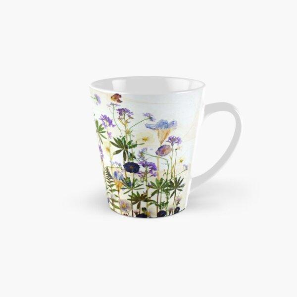 Floral garden party Tall Mug