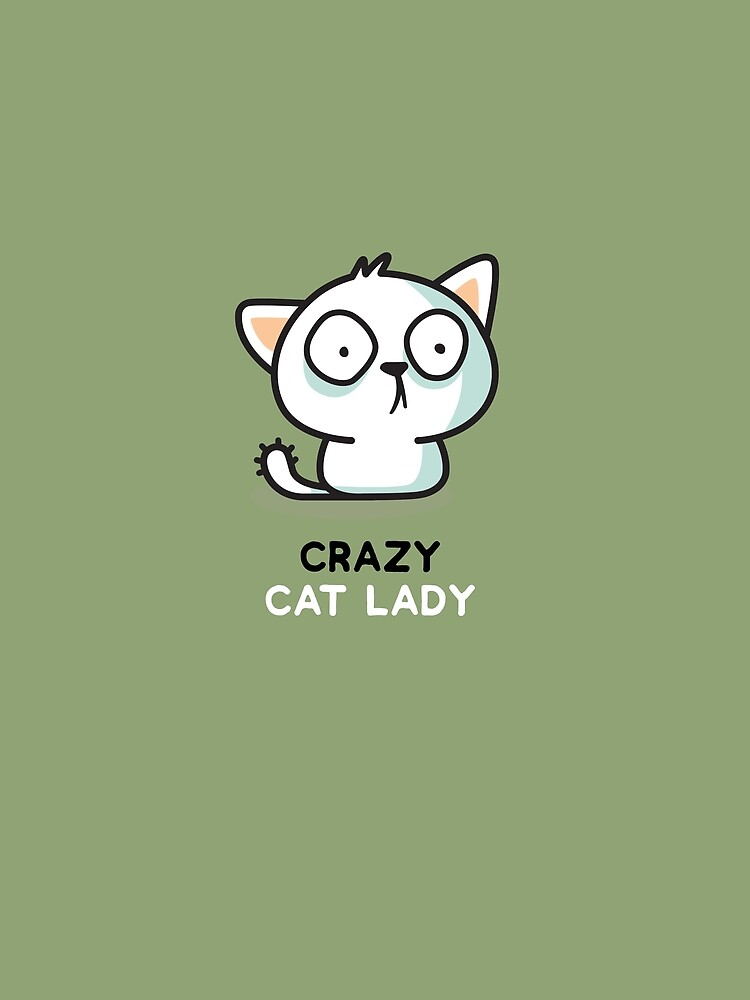 Crazy Cat Lady - Cats by blushingcrow