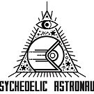 Psychedelic Astronaut by psychastro