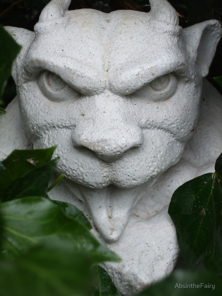 Stone Troll by AbsintheFairy