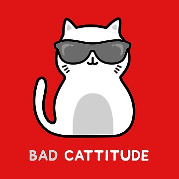 Bad Cattitude - Cats by blushingcrow
