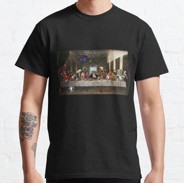 Last Monkey Island Supper - Camisetas Camiseta clásica