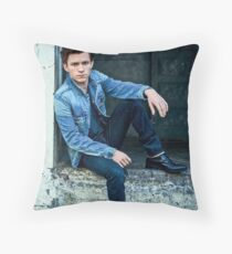 Tom Holland  Throw Pillow