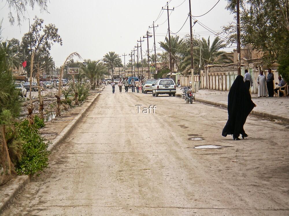 Iraqi Town by Taff
