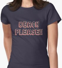 Beach Please!! Pastel T-Shirt