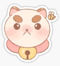 puppycat Sticker