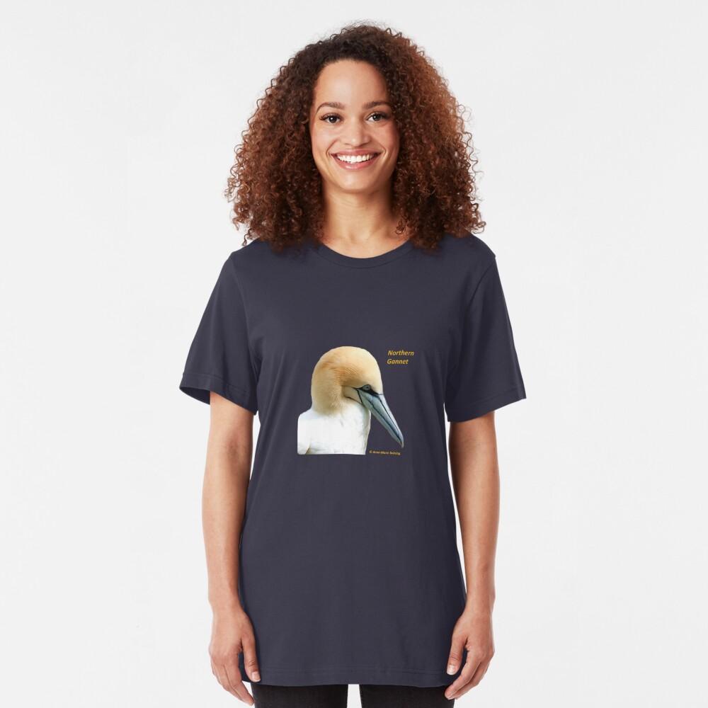 Northern Gannet Slim Fit T-Shirt