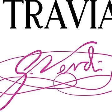 La Traviata - Giuseppe Verdi by Elisvass