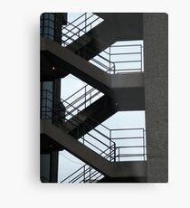 up or down Metal Print