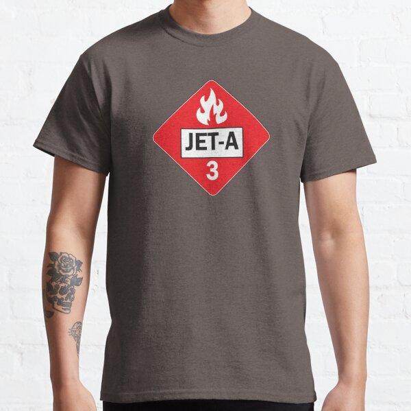 Jet-A Fuel Sign Classic T-Shirt